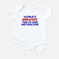 World's Greatest Tug-o.. (A) Infant Bodysuit
