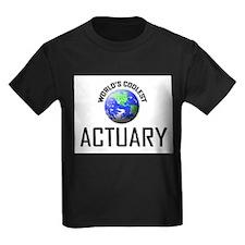 World's Coolest ACTUARY T