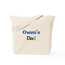 Owen's Dad  Tote Bag