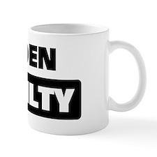 LANDEN is guilty Mug