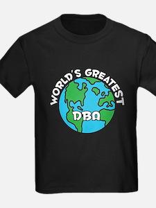 World's Greatest DBA (G) T