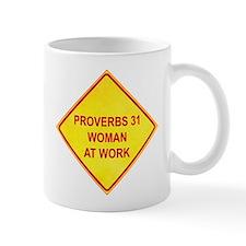 Proverbs 31 Christian Woman Mug