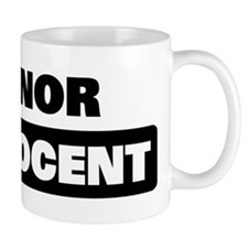 CONNOR is innocent Mug