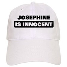JOSEPHINE is innocent Baseball Cap