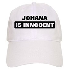JOHANA is innocent Baseball Cap