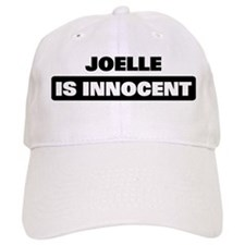 JOELLE is innocent Baseball Cap
