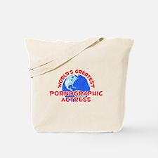 World's Greatest Porno.. (F) Tote Bag