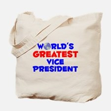 World's Greatest Vice .. (A) Tote Bag