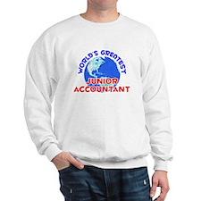 World's Greatest Junio.. (E) Sweatshirt