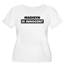 MADISYN is innocent T-Shirt
