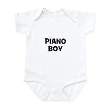 Piano boy Infant Bodysuit