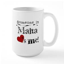 Malta Loves Me Mug