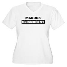 MADDOX is innocent T-Shirt