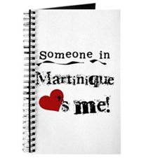 Martinique Loves Me Journal