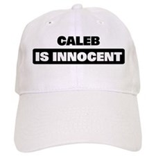 CALEB is innocent Baseball Cap