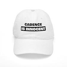 CADENCE is innocent Baseball Cap