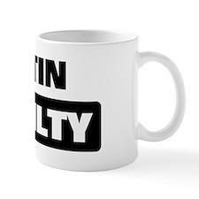 DUSTIN is guilty Mug