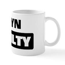 EVELYN is guilty Mug