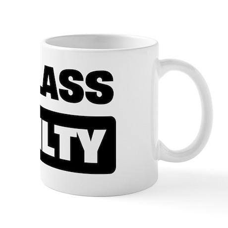 DOUGLASS is guilty Mug