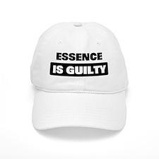ESSENCE is guilty Baseball Cap