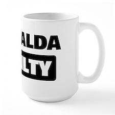 ESMERALDA is guilty Mug