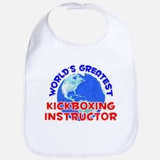 World's Greatest Kickb.. (E) Bib