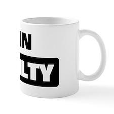 DEVIN is guilty Mug