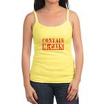 CONTAIN MCCAIN Jr. Spaghetti Tank