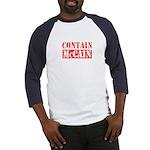 CONTAIN MCCAIN Baseball Jersey