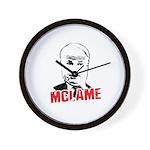McLame Wall Clock