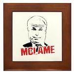 McLame Framed Tile