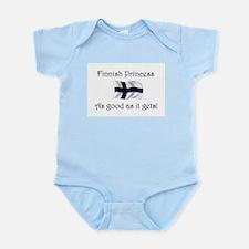 Finnish Princess Infant Bodysuit