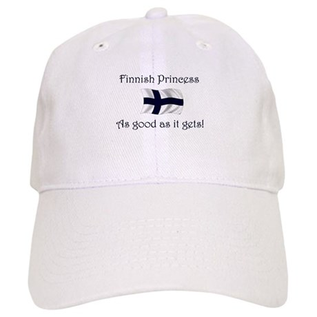 Finnish Princess Cap