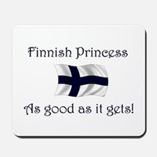 Finnish Princess Mousepad
