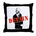 Detain McCain Throw Pillow