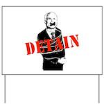 Detain McCain Yard Sign