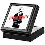 Restrain McCain Keepsake Box