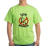 Anti-McCain: McCainiac Green T-Shirt