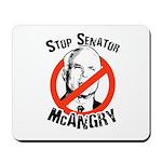 Anti-McCain: Stop Senator McAngry Mousepad