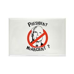 President McAncient ? Rectangle Magnet