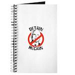 Anti-McCain: Detain McCain Journal
