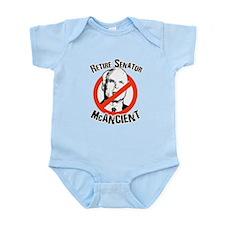 Retire Senator McAncient Infant Bodysuit