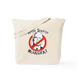 Retire Senator McAncient Tote Bag