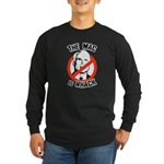 Anti-McCain: The Mac is whack Long Sleeve Dark T-S