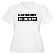 NATHANIEL is guilty T-Shirt