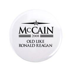 McCain 2008: Old like Ronald Reagan 3.5