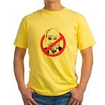 ANTI-MCCAIN Yellow T-Shirt