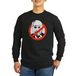ANTI-MCCAIN Long Sleeve Dark T-Shirt