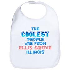 Coolest: Ellis Grove, IL Bib