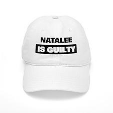 NATALEE is guilty Baseball Cap